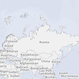 tweet burning on the map - bl ocks org